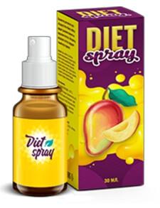 Ce qui est Diet Spray? Comment fonctionne? Comment appliquer?