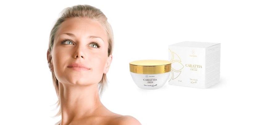 Essayez-le Carattia Cream, qui ne contient que des ingrédients naturels!
