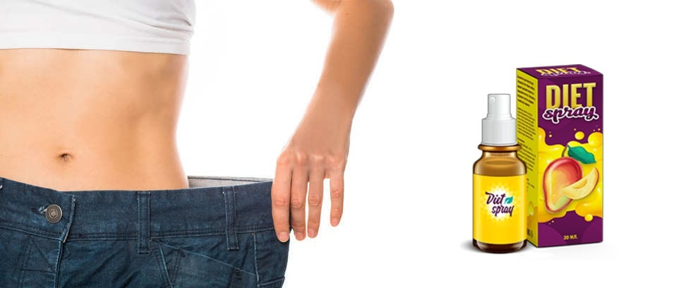 Comment la composition de Diet Spray? Effets d'application. Y a-t-il des effets secondaires?