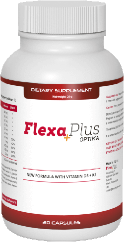 Comment ça fonctionne Flexa Plus Optima? Ingrédients.