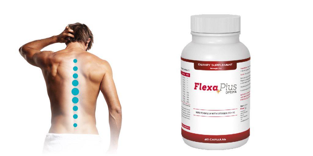 Est-ce qu'il y a des effets secondaires Flexa Plus Optima?