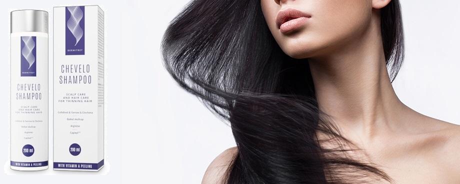 Ce qui est Chevelo Shampoo? Quels sont les effets et les effets secondaires?