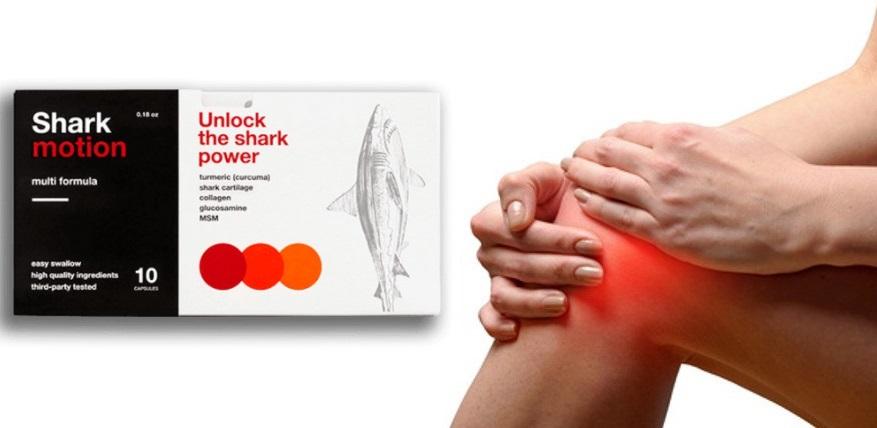 Est-ce qu'il y a des effets secondaires Shark Motion?