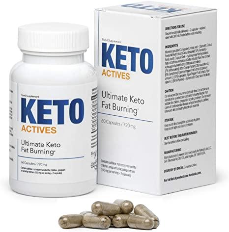 Keto Actives - Fonctionne dans toutes les situations.