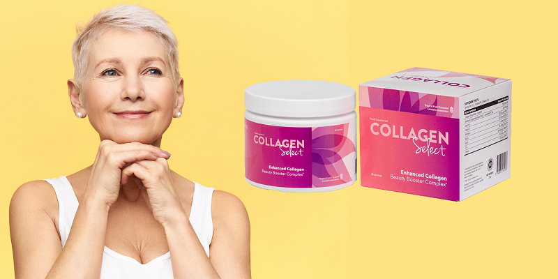 Essayez-le Collagen Select, qui ne contient que des ingrédients naturels!