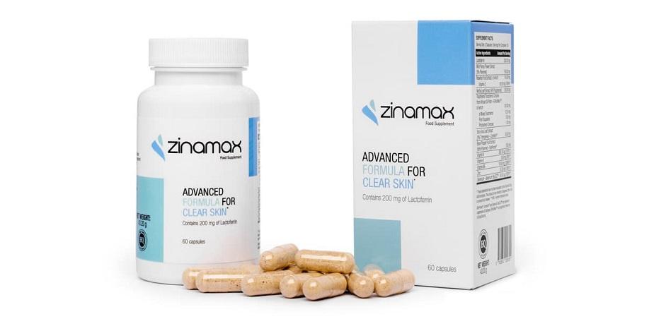 Essayez-le Zinamax, qui ne contient que des ingrédients naturels!