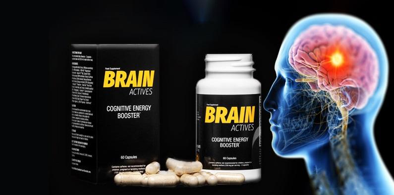 Essayez Brain Actives, qui ne contient que des ingrédients naturels!